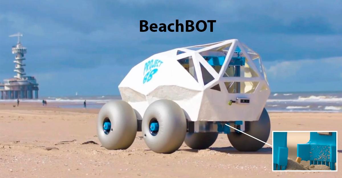 BeachBot business intelligence
