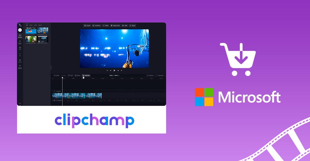 Microsoft compra clipchamp